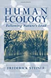 img - for Human Ecology: Following Nature's Lead book / textbook / text book