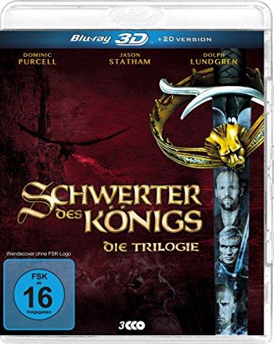 Schwerter des Königs - Die Trilogie [3D Blu-ray]