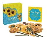 img - for Van Gogh's Sunflowers In-a-Box: Build Your Own Multi-dimensional Masterpiece! book / textbook / text book