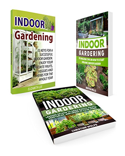 Borrow indoor gardening box set 33 keys for a successful for Indoor gardening lesson