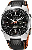 Seiko Men's SNJ007 Sportura Analog/Digital Alarm Chronograph Watch