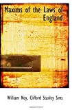 img - for Maxims of the Laws of England book / textbook / text book