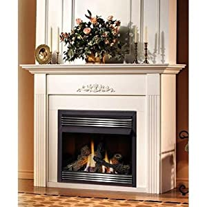 Napoleon Gvf36n Natural Gas 30 000 Btu Vent Free Zero Clearance Gas Fireplace