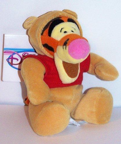 "Disney's Bean Bag Tigger As Pooh 8"" - 1"