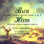 Bach/Haydn/Piano Concertos