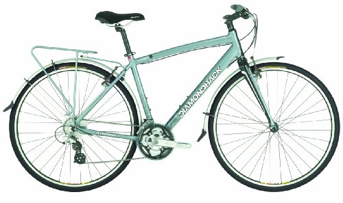 Diamondback Insight RS Performance Hybrid Bike (Medium/17-Inch Frame, 700c Wheels)