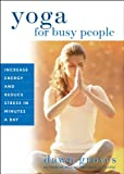 img - for Yoga for Busy People book / textbook / text book
