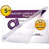 5 Mil Menu Laminating Pouches Qty 100 Hot 12 x 18 Laminator Sleeves