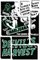 "Marijuana, Devils Harvest Vintage Movie Poster Giclee Canvas Art Print #5081 57""x37"" 8 Piece (1.5"" Deep)"