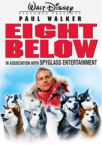 Cover art for  Eight Below (Widescreen Edition)