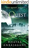 ZeQuest: A Space Opera Mystery Novella (The Quest Saga Science Fiction Adventure Series Book 2)