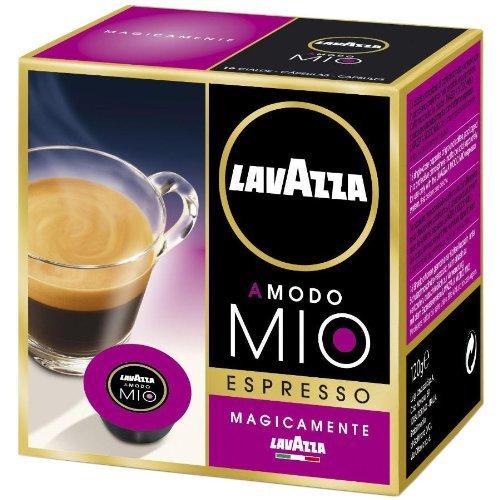 """Lavazza: A Modo Mio """"Magicamente"""" 64 Capsules * Box Of 4 For 16 Caps *"""
