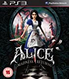 Alice: Madness Returns Playstation 3 PS3
