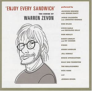 Enjoy Every Sandwich: Songs of Warren Zevon