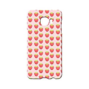 BLUEDIO Designer Printed Back case cover for Samsung Galaxy C5 - G9636