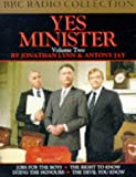 Yes, Minister: Starring Paul Eddington, Nigel Hawthorne & Derek Fowlds No.2 (BBC Radio Collection)
