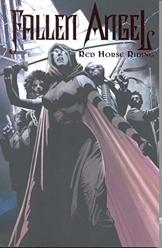 Fallen Angel, Volume 5: Red Horse Riding (v. 5) by Peter David (2008-07-29)