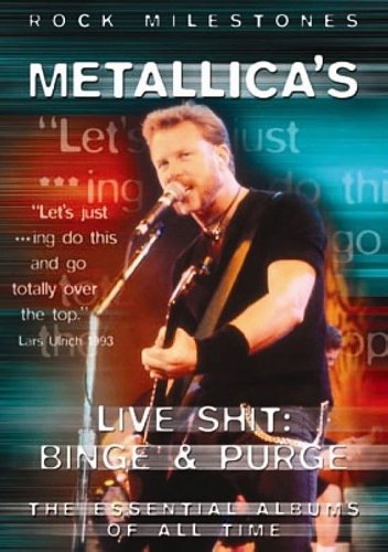Metallica - Metallica - Live Shit: Binge And Purge [2006] - Zortam Music