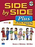 img - for Value Pack: Side by Side Plus 2 Student Book and Activity & Test Prep Workbook 2 (3rd Edition) book / textbook / text book