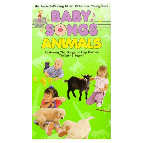 Amazon.com: Babysongs - Animals [VHS]: Baby Songs