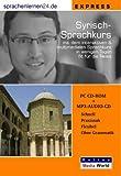 echange, troc Udo Gollub - Sprachenlernen24.de Syrisch-Express-Sprachkurs: PC CD-ROM für Windows/Linux/Mac OS X + MP3-Audio-CD für Computer /MP3-Player