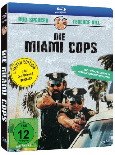 Die Miami Cops - Limited Edition [Blu-ray]