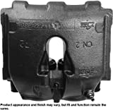 Unloaded Brake Caliper Cardone 18-4011 Remanufactured Domestic Friction Ready