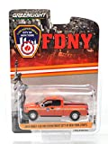 """GREENLIGHT 1:64SCALE FDNY """"2015 FORD F-150 FIRE DEPARTMENT CITY OF NEW YORK""""  グリーンライト 1:64スケール 「2015 FORD F-150 ファイヤー デパートメント シティ オブ ニューヨーク」消防 レスキュー [並行輸入品]"""
