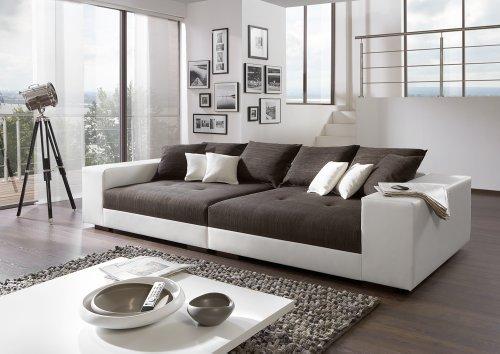 Big Sofa exclusiv - Made in Germany - Freie Stoff und Farbwahl zum kombinieren ohne Aufpreis aus unserem Sortiment (ausser Echtleder). Nahezu jedes Sondermaß möglich! Sprechen Sie uns an. Info unter 05226-9845045 oder info@highlight-polstermoebel.de thumbnail