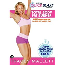 6-Minute QuickBlast Method - Total Body Fat Burner [DVD] [Edizione: Regno Unito]