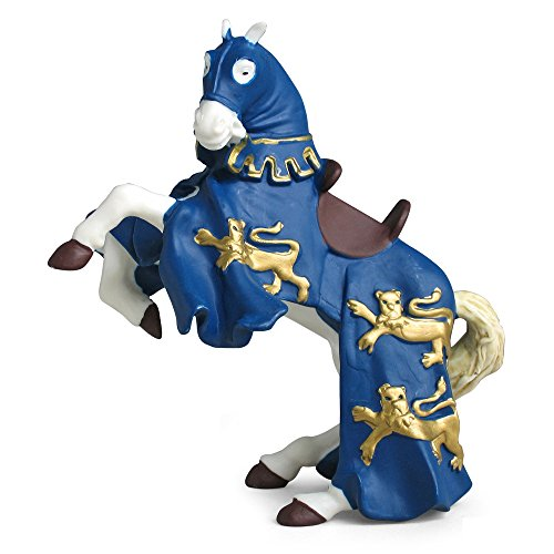 Papo Blue King Richard Horse