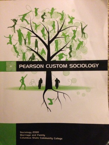 Sociology 2330 Marriage and Family Columbus State Community College Addition