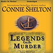 Legends Can Be Murder: Charlie Parker Series, Book 15 | Connie Shelton