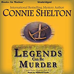 Legends Can Be Murder Audiobook