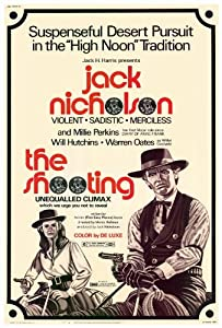 The Shooting (1971) 27 x 40 Movie Poster - Style A
