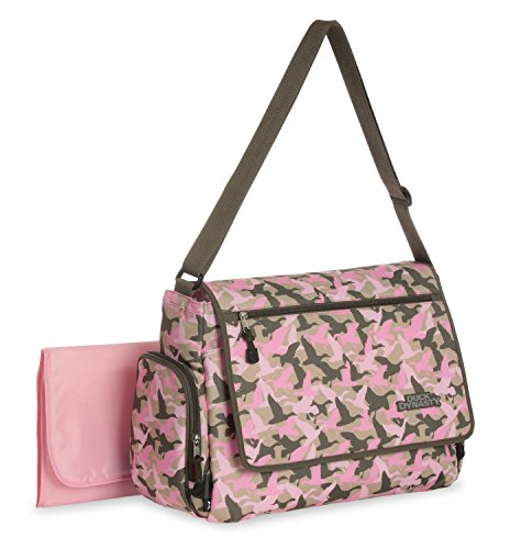 Best Pink Camo Diaper Bag - Sets and Reviews - cover