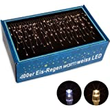 VOLTRONIC® 200 400 600 LED Lichterkette Eisregen,...