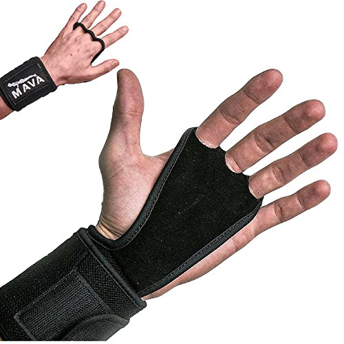 [Wrist Support Gloves with Wrist Support - Lifting Grips for Cross Fitness] (Annoying Orange Kids Costumes)