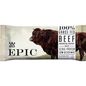 Habanero Cherry Grass Fed Beef Bar (Pack of 6)