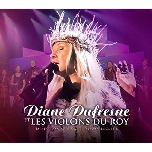 Diane Dufresne - Diane Dufresne et Les Violons du Roy