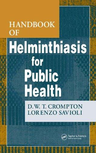 Handbook Of Helminthiasis For Public Health