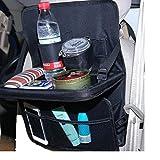 kangaroobaby® Asiento de coche de vuelta organizador, Multi-Pocket bolsa de almacenamiento de viaje (heat-preservation) Talla:type3