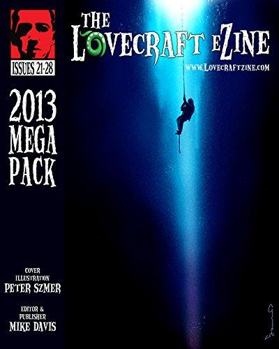 lovecraft-ezine-megapack-2013-issues-21-through-28-english-edition