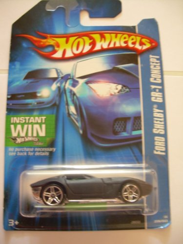 Hot Wheels Ford Shelby GR-1 Concept 206/223 - 1