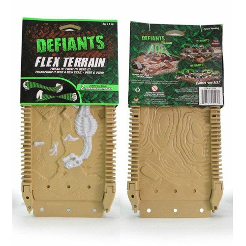 Defiants Flex Terrain Play track - 2 sided