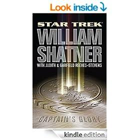 Star Trek: Captain's Glory (Star Trek: The Original Series)