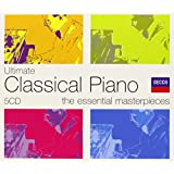 Ultimate Piano Classics [5 CD Box Set]