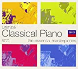 : Ultimate Piano Classics [5 CD Box Set]