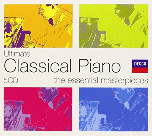 Felix Mendelssohn - Ultimate Piano Classics [5 Cd Box Set] - Zortam Music