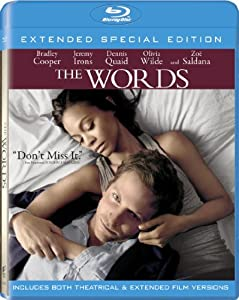 The Words [Blu-ray]